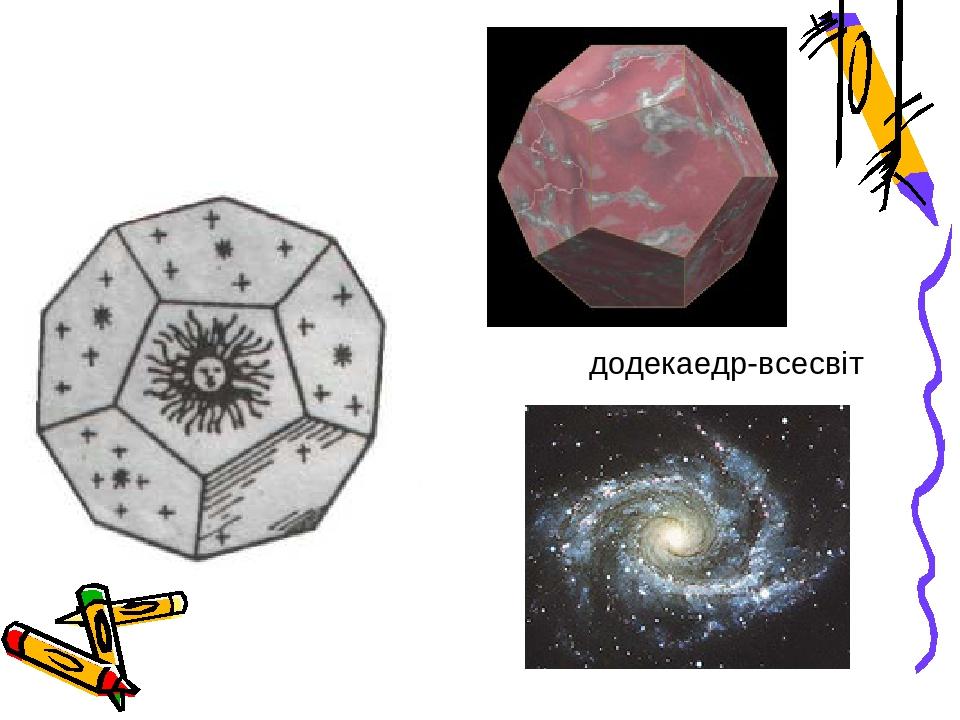 додекаедр-всесвіт