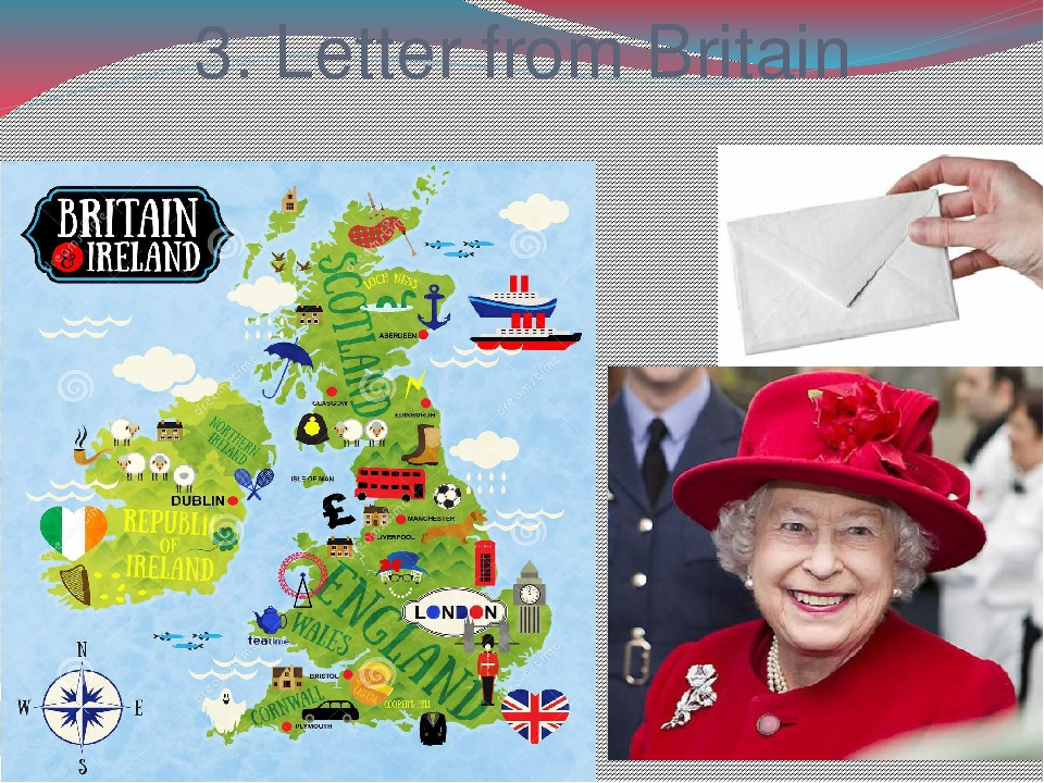 3. Letter from Britain