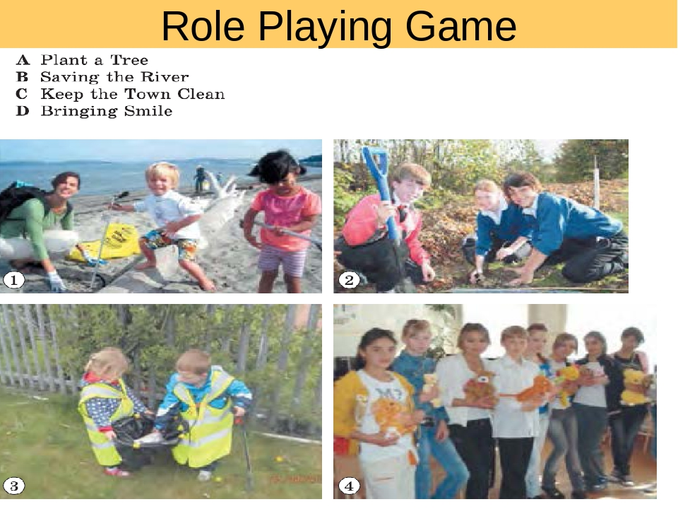 Role Playing Game