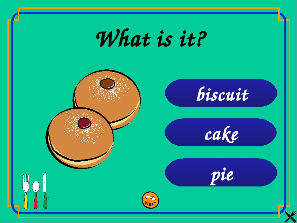 pie cake biscuit What is it?