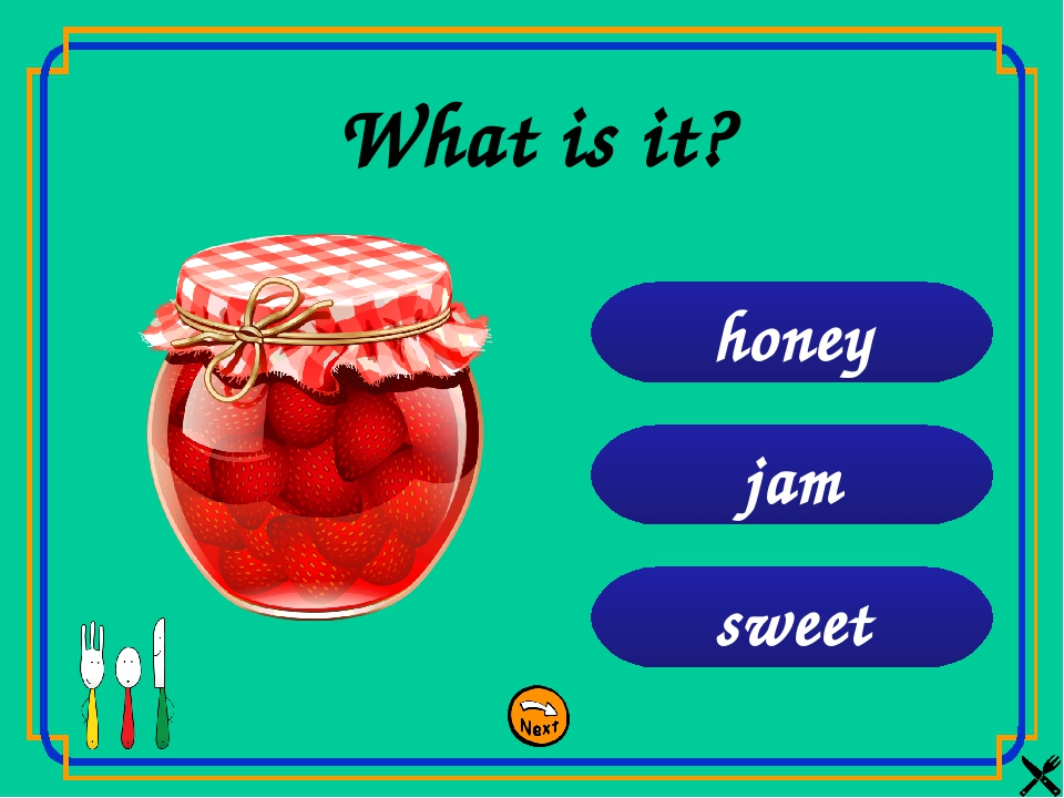 sweet jam honey What is it?