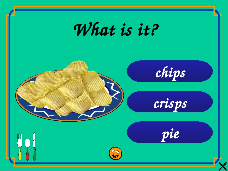 pie crisps chips What is it?