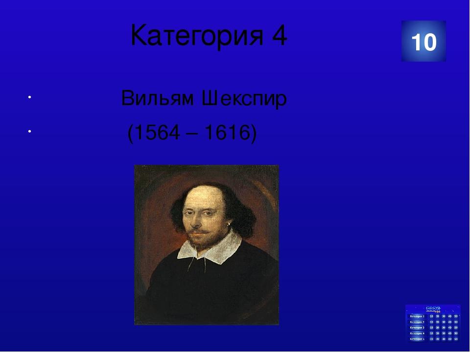 Категория 5 Ф. М. Достоевский (1821-1881) русский писатель, мыслитель, философ 20 Категория Ваш ответ