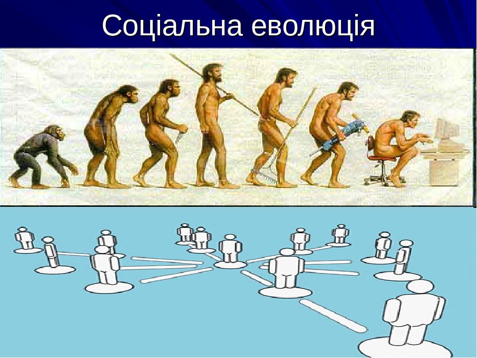 Соціальна еволюція