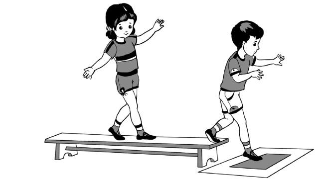 План – конспект уроку Вправи для оволодіння навичками пересувань