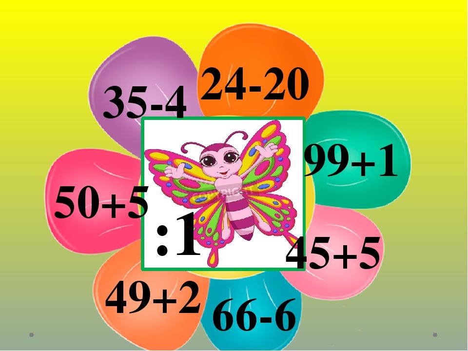 :1 35-4 99+1 45+5 66-6 49+2 50+5 24-20