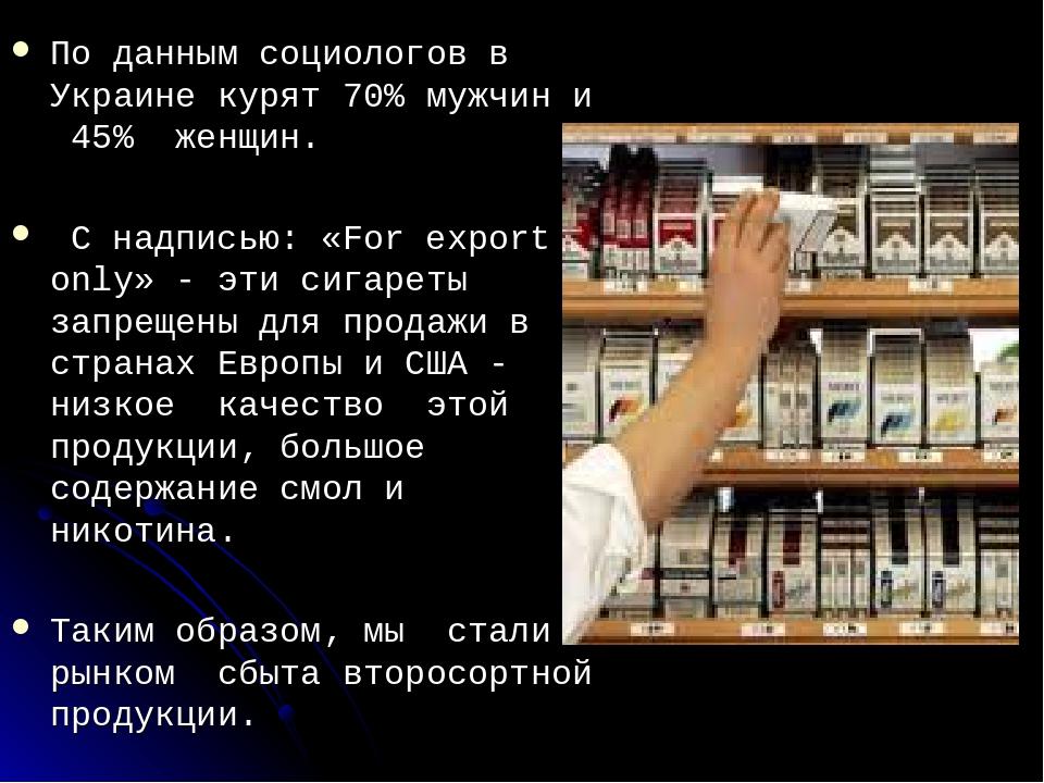 Антиреклама табачных изделий доставка табачных изделий на дом