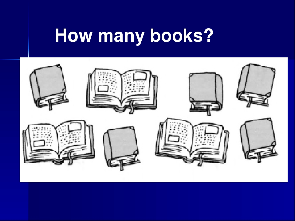 How many books?