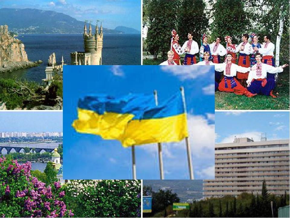 Майоріє прапор України, А блакитний колір – колір неба, А у серці гордість ожива, Знак він миру на усій землі. В ній достаток щедрого колосся, І йо...