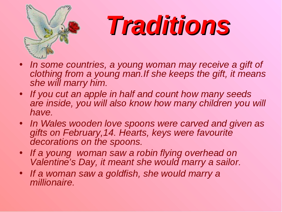 wearing valentines day traditions - 960×720
