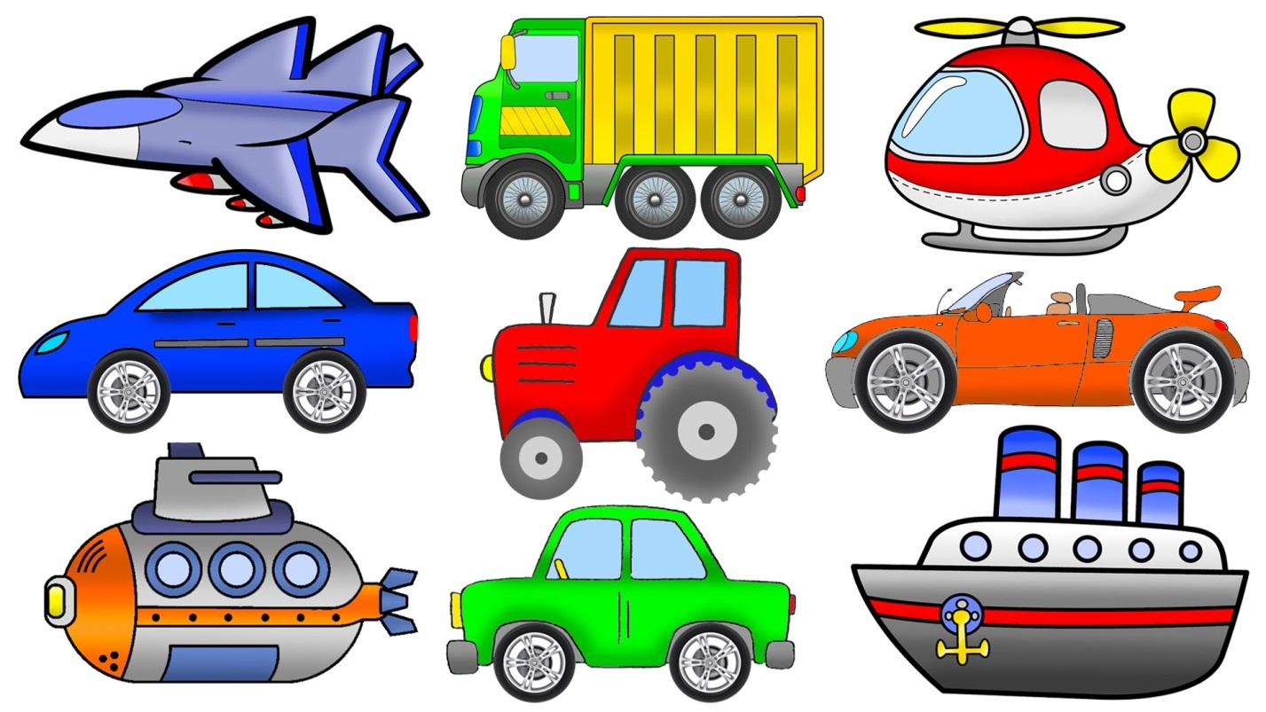 Картинки машины для детей дошкольного возраста, именинами