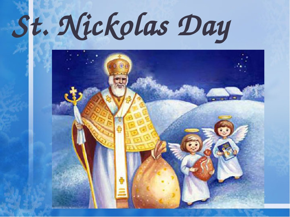 St. Nickolas Day