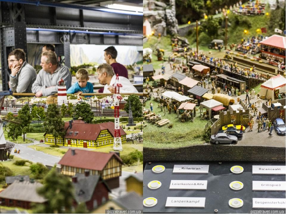 Miniatur Wunderland im Hamburg