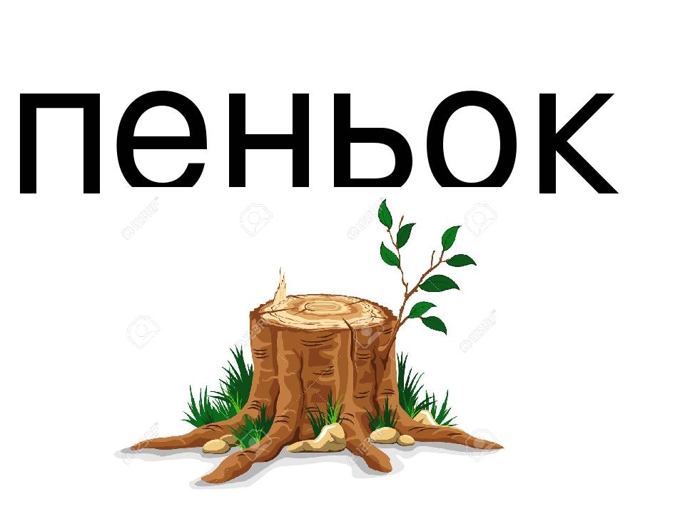 пеньок