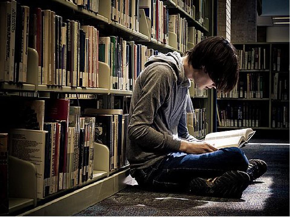 Хто багато читає, той багато знає.