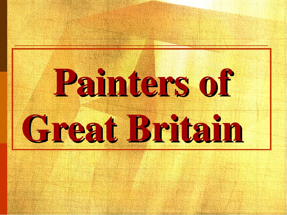 Painters of Great Britain
