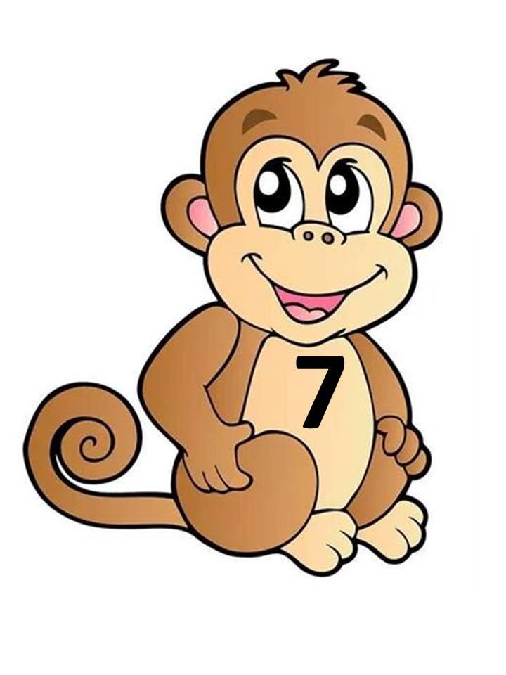 Смешные картинки обезьянок для детей, лете
