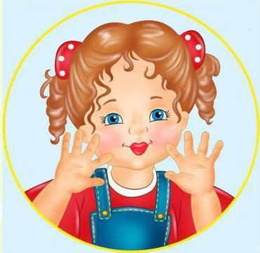 конспекти занять молодша група пальчикові ігри