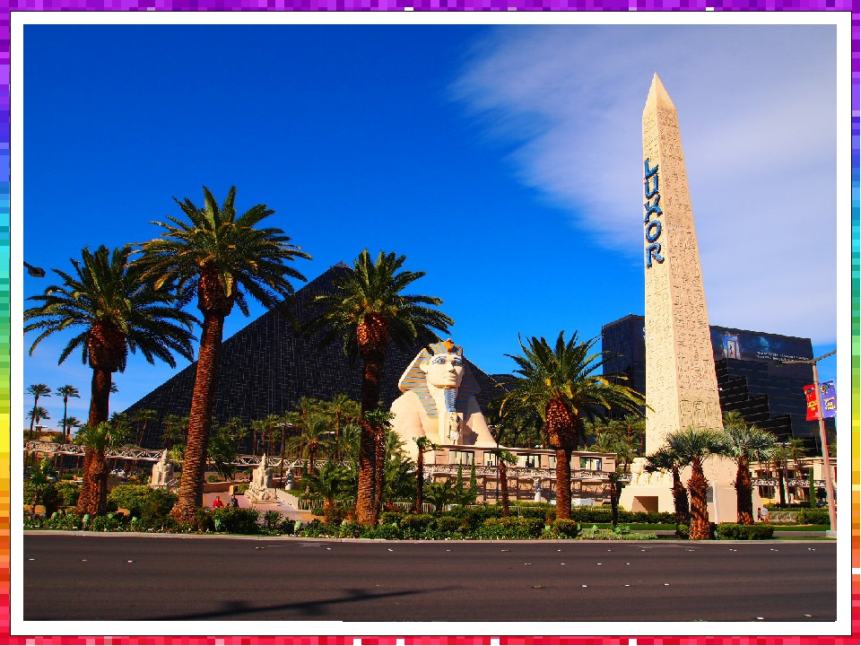 The hotel is named after the city ofLuxor (ancientThebes) inEgypt.Luxor is the fifth-largest hotel in Las Vegas and theninth-largest in the wo...